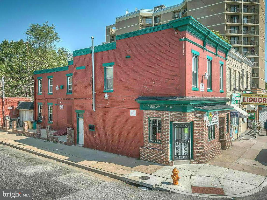 Commercial for Sale at 3916 Belvedere Ave Baltimore, Maryland 21215 United States