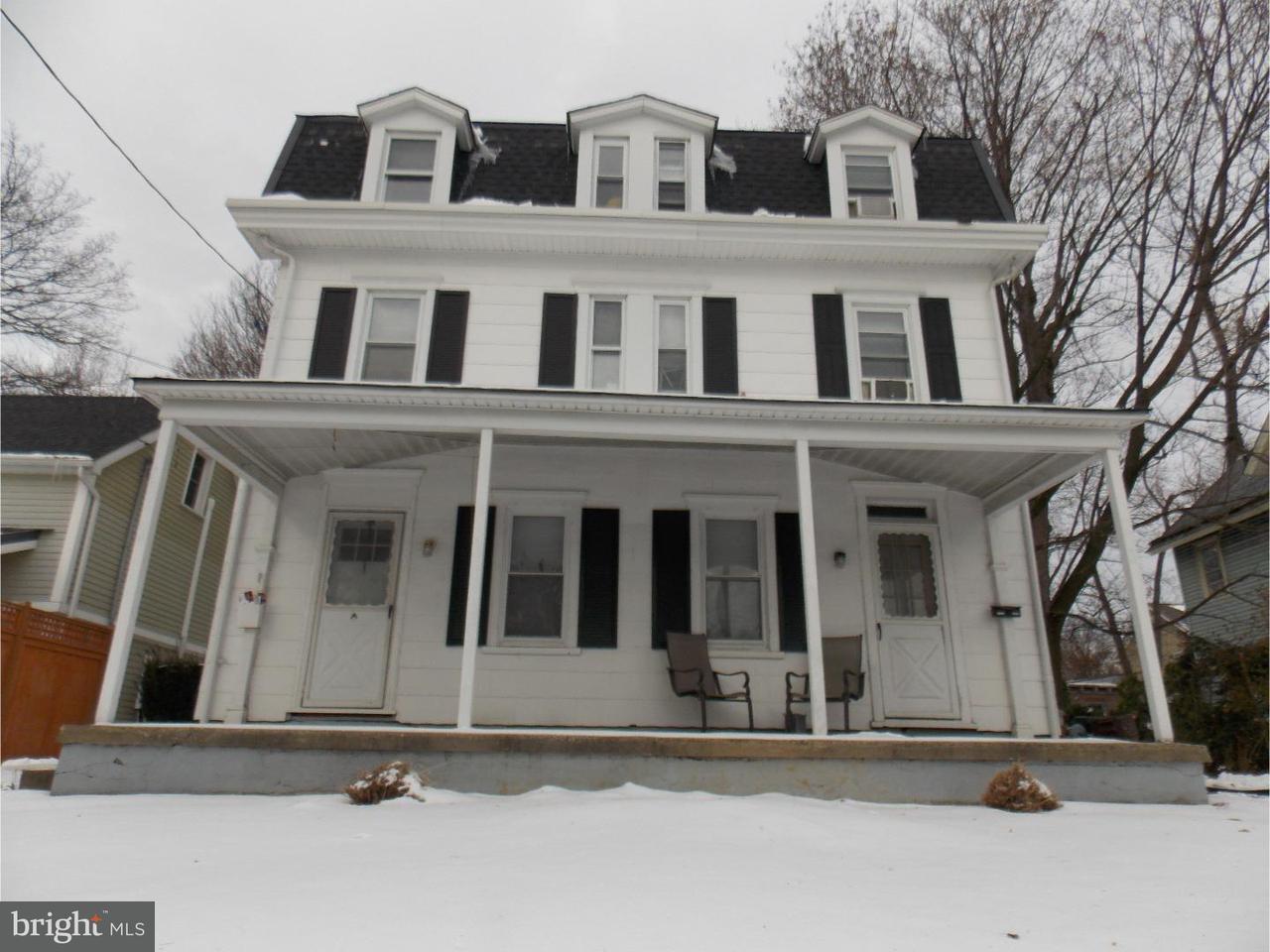Разнобразная частная недвижимость для того Продажа на 701&703 WASHINGTON Lane Jenkintown, Пенсильвания 19046 Соединенные Штаты