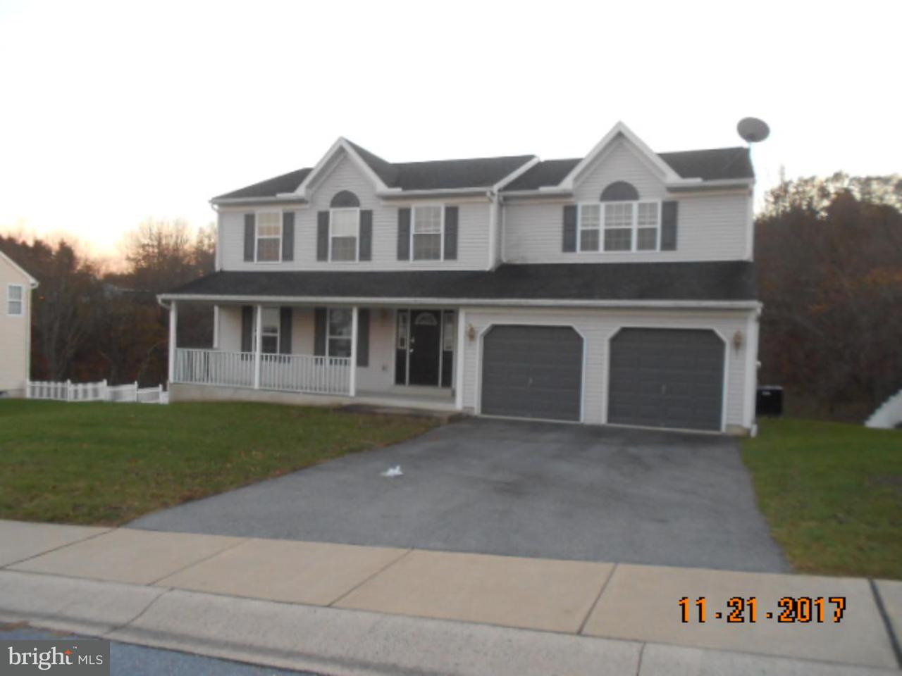 Single Family Home for Sale at 204 CHERRY Street Pine Grove, Pennsylvania 17963 United States
