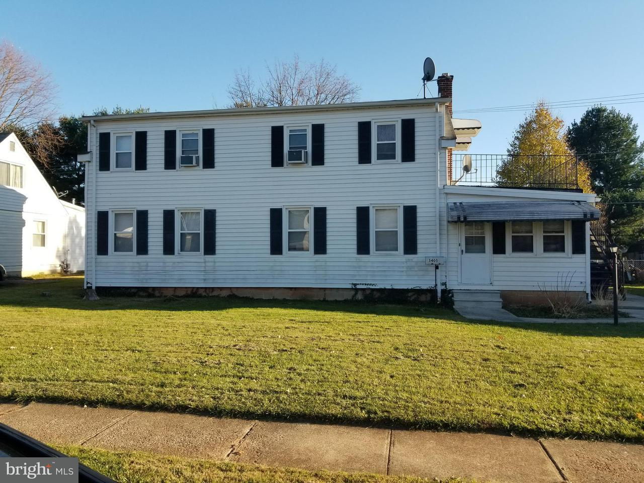 Other Residential for Rent at 3405 Kimble Rd Windsor Mill, Maryland 21244 United States