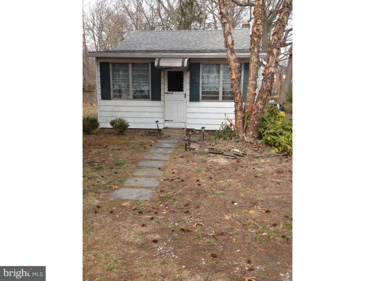 Single Family Home for Sale at 67 E 5TH Avenue Pine Hill, New Jersey 08021 United States