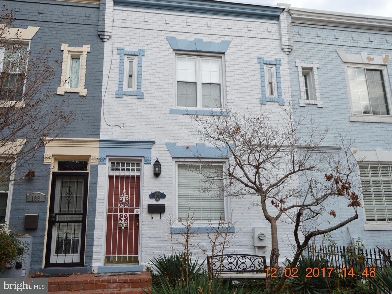 Other Residential for Rent at 107 15th St NE Washington, District Of Columbia 20002 United States