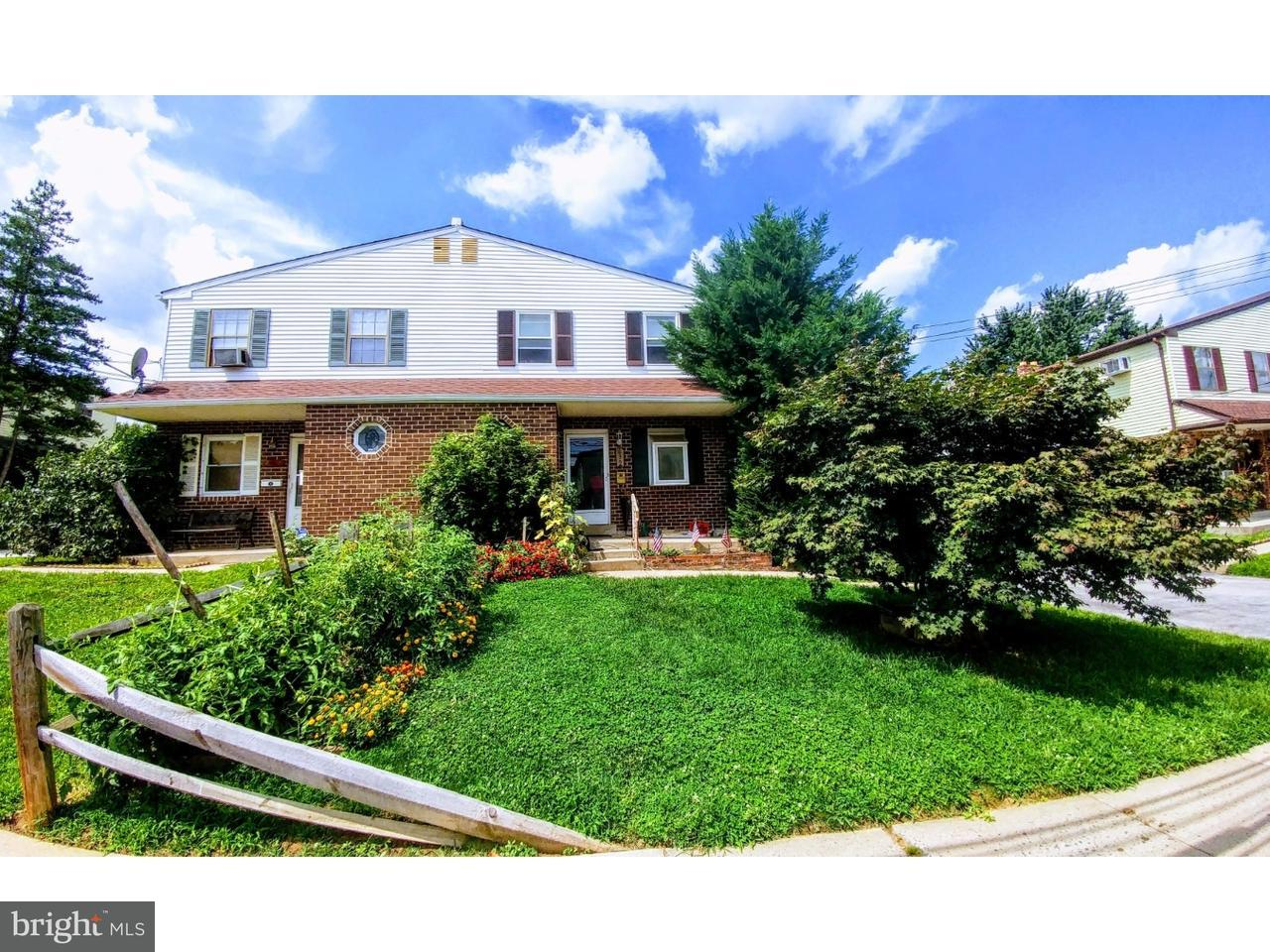 Duplex for Sale at 635 SPRUCE Street Collingdale, Pennsylvania 19023 United States