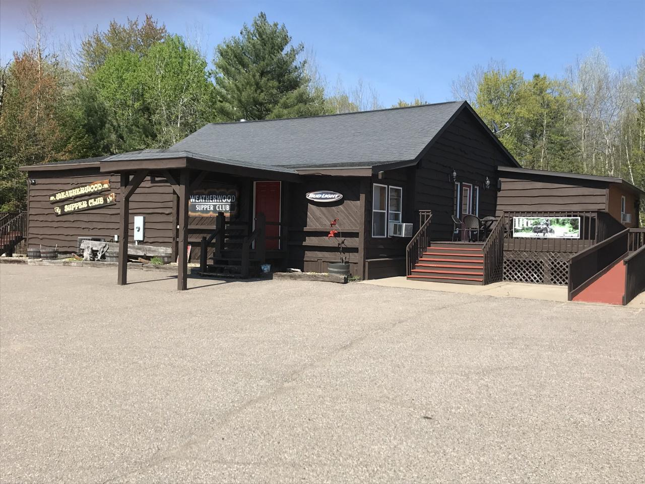View Commercial For Sale at 12898 State Road 32 And 64, Mountain, WI