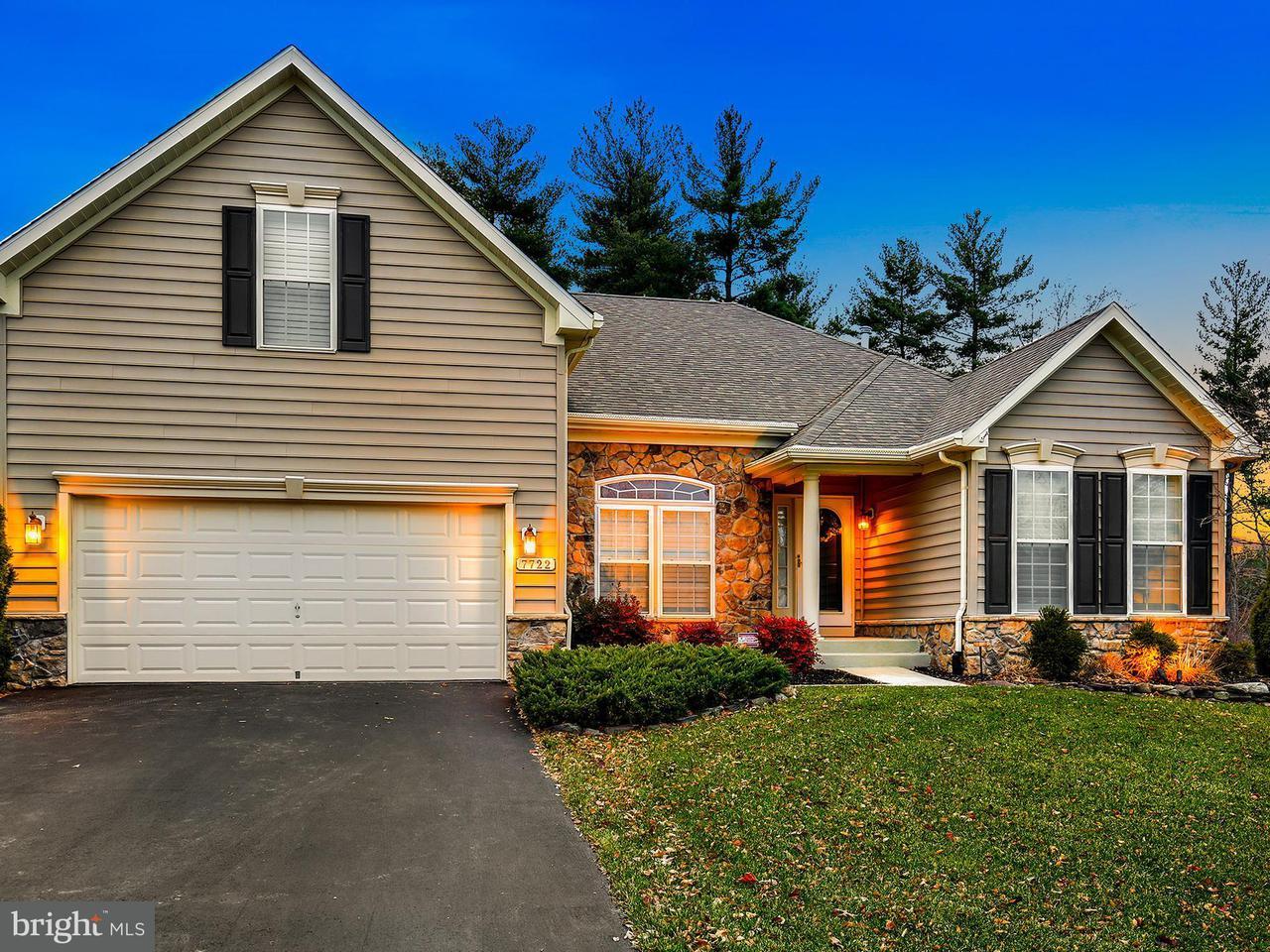 一戸建て のために 売買 アット 7722 BUCKINGHAM NURSERY Drive 7722 BUCKINGHAM NURSERY Drive Severn, メリーランド 21144 アメリカ合衆国