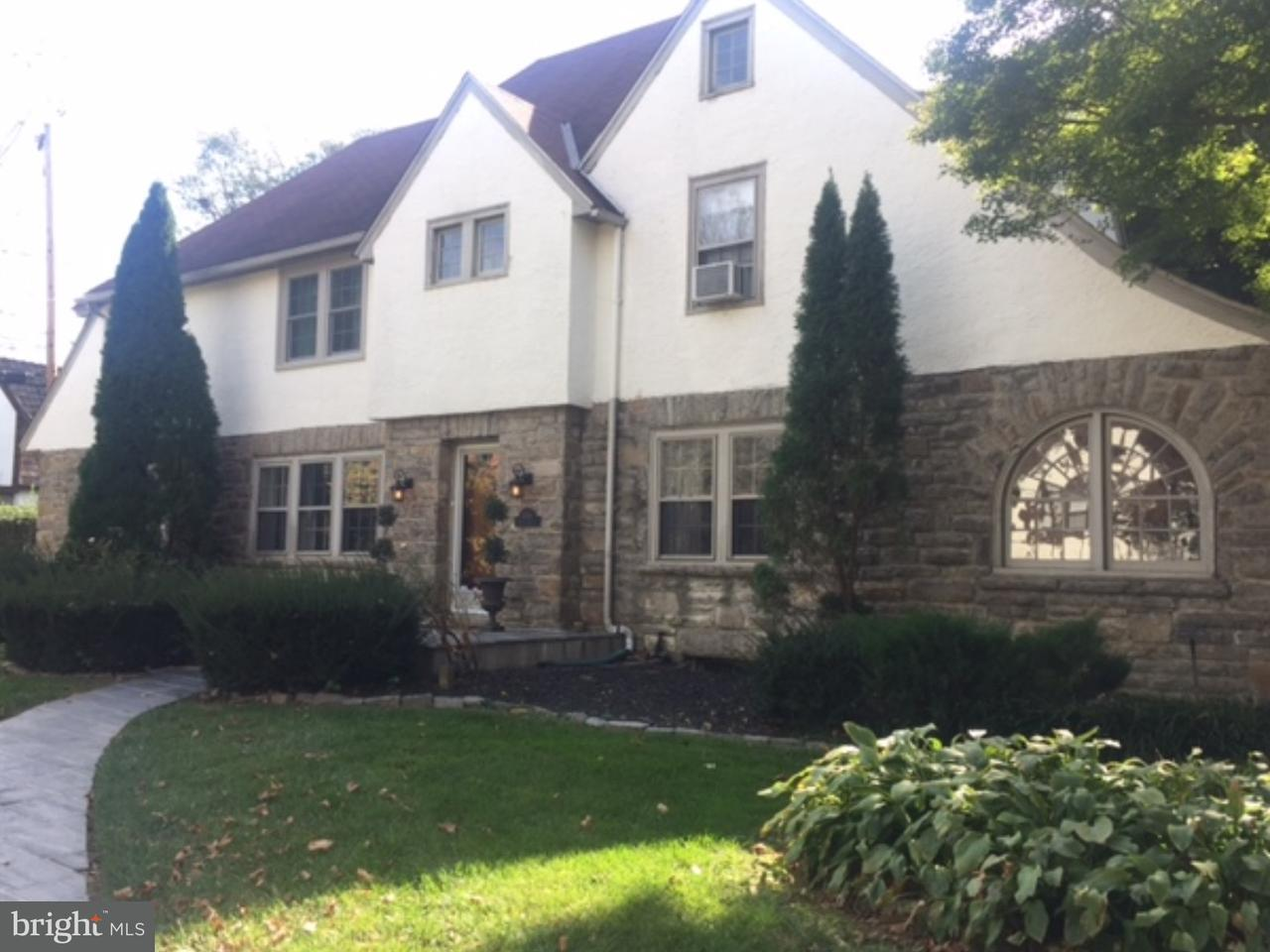 Casa Unifamiliar por un Venta en 4506 MARVINE Avenue Drexel Hill, Pennsylvania 19026 Estados Unidos