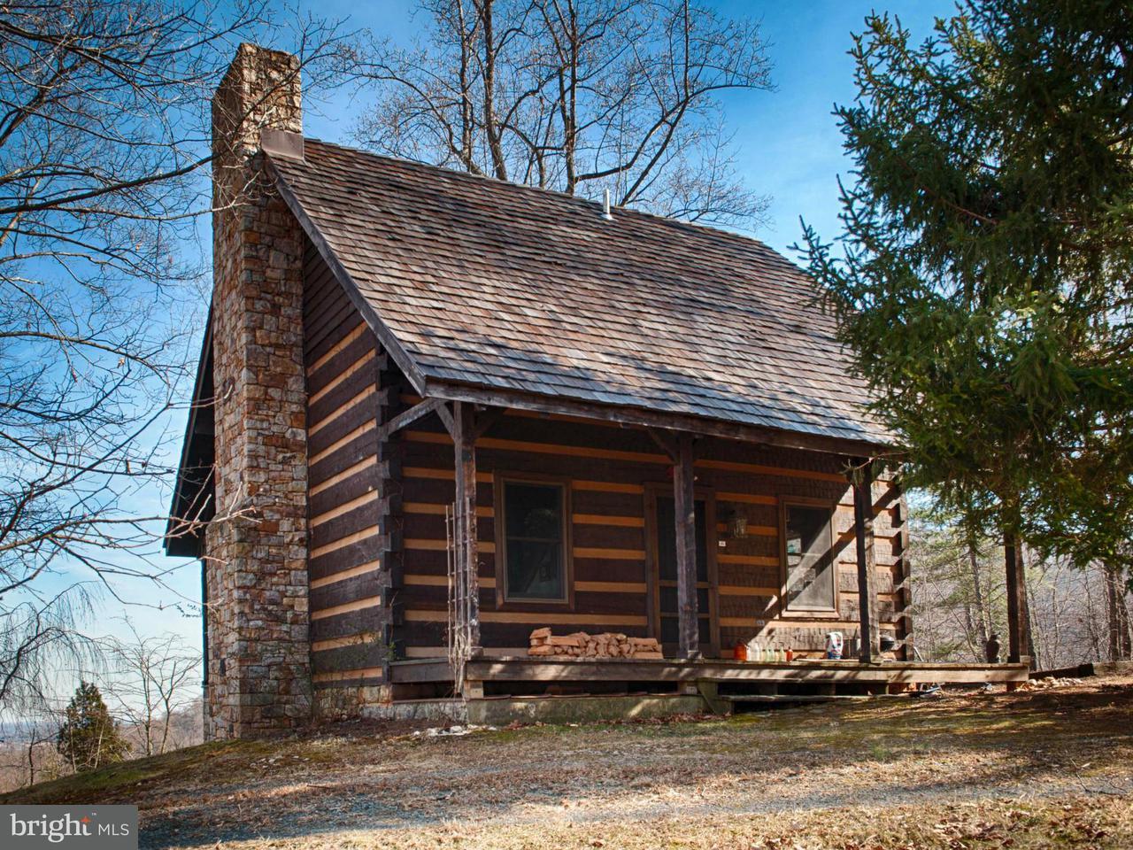 Eensgezinswoning voor Verkoop een t 509 BESSIE BELL MTN Road 509 BESSIE BELL MTN Road Woodville, Virginia 22749 Verenigde Staten