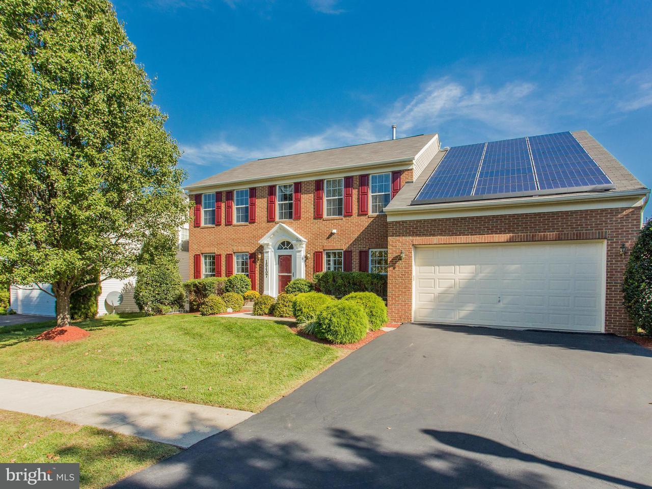 Частный односемейный дом для того Продажа на 18407 BEECHNUT WAY 18407 BEECHNUT WAY Boyds, Мэриленд 20841 Соединенные Штаты