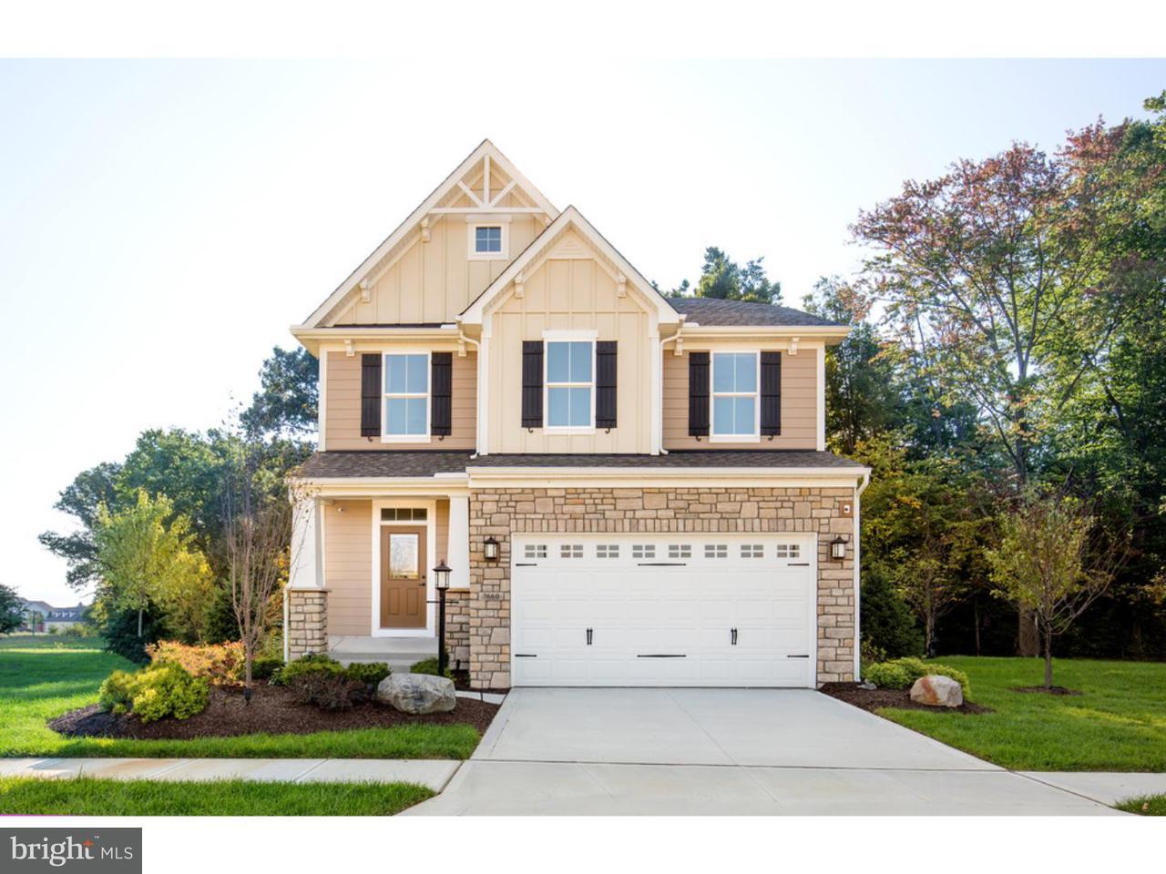 Частный односемейный дом для того Продажа на 2014 STARGAZERS Road Romansville, Пенсильвания 19320 Соединенные Штаты