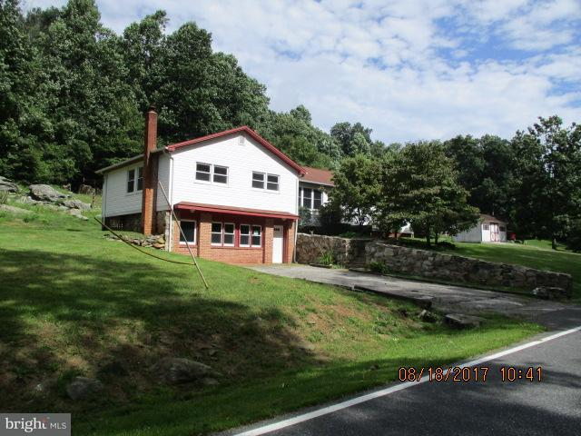 Single Family for Sale at 14826 Quirauk School Rd Sabillasville, Maryland 21780 United States