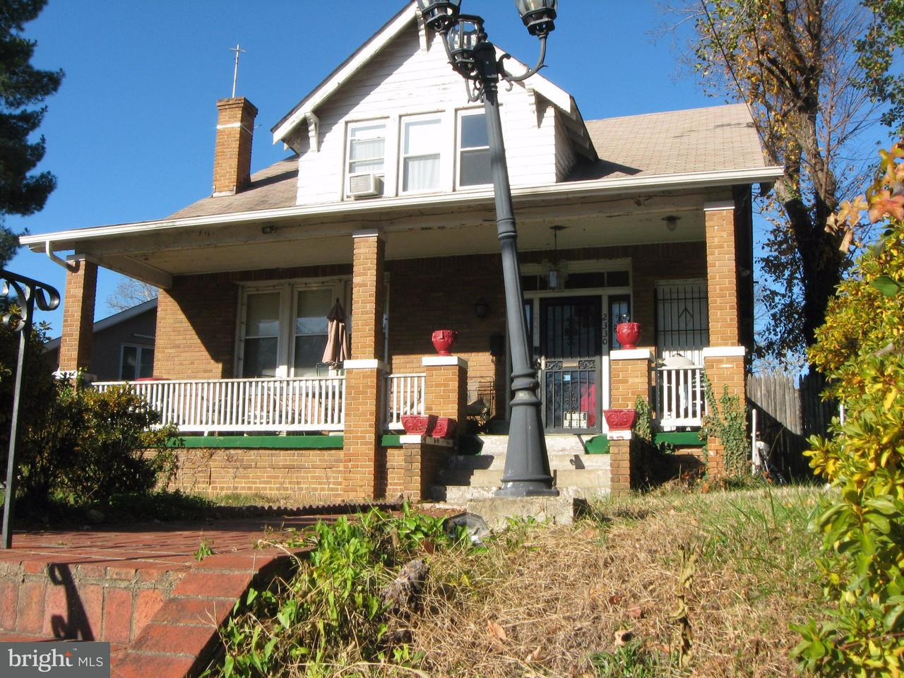Single Family for Sale at 2330 R St SE Washington, District Of Columbia 20020 United States
