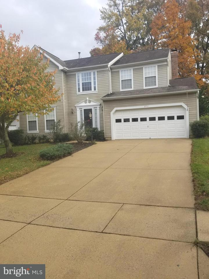 Single Family Home for Sale at 2711 BAINS Court 2711 BAINS Court Crofton, Maryland 21114 United States