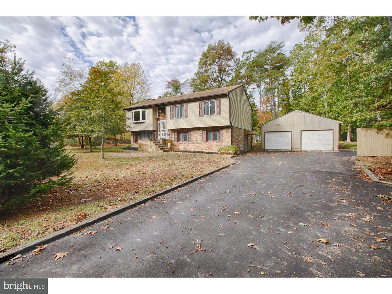 Single Family Home for Sale at 93 OAKSHADE Road Tabernacle Twp, New Jersey 08088 United States