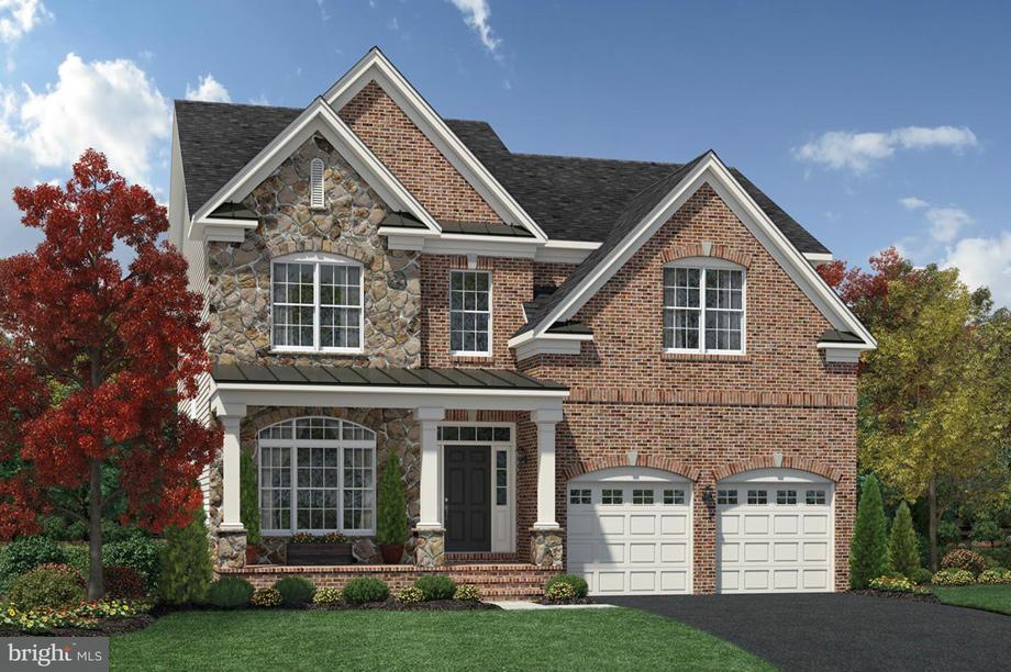 Einfamilienhaus für Verkauf beim 8335 Canyon Oak Drive 8335 Canyon Oak Drive Severn, Maryland 21144 Vereinigte Staaten