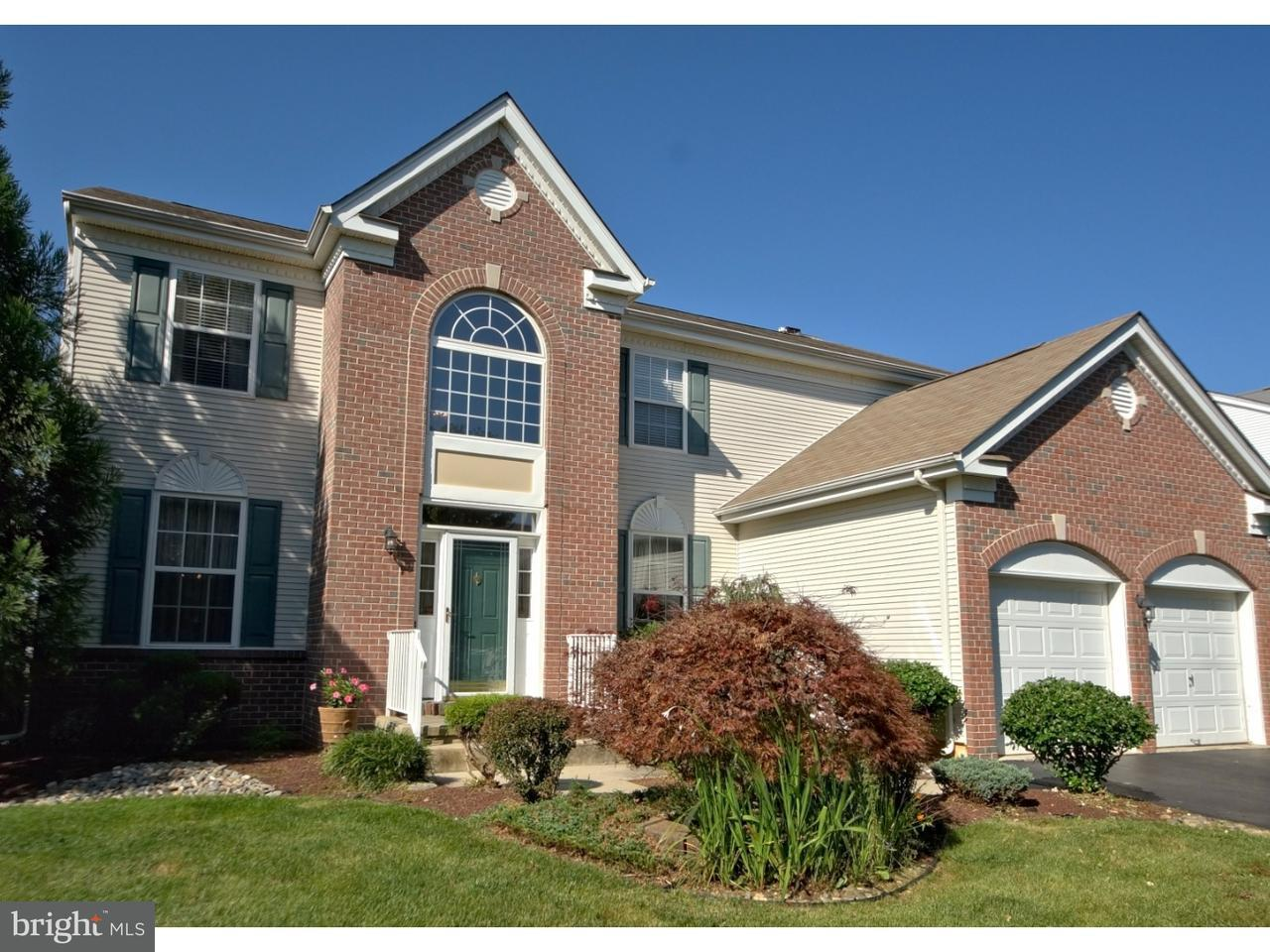 独户住宅 为 销售 在 28 HERITAGE Drive Allentown, 新泽西州 08501 美国在/周边: Upper Freehold Township