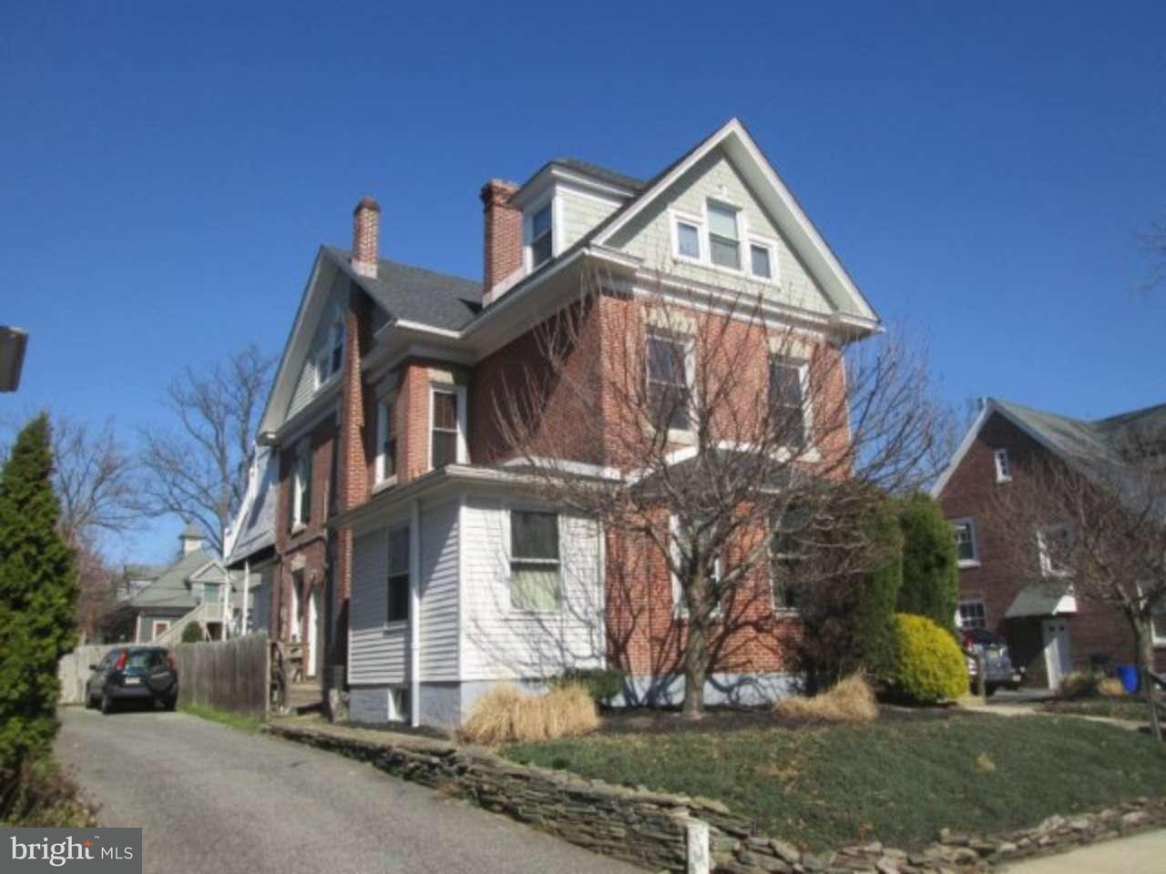 Nhà ở một gia đình vì Bán tại 48-50 NEWTON Avenue Woodbury, New Jersey 08096 Hoa Kỳ