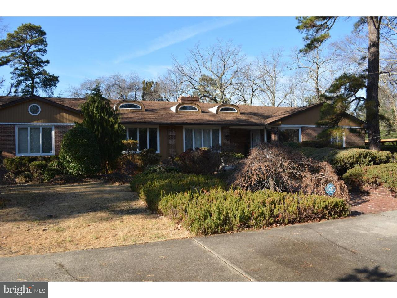 Single Family Home for Sale at 1208 ROBIN Road Millville, New Jersey 08332 United States