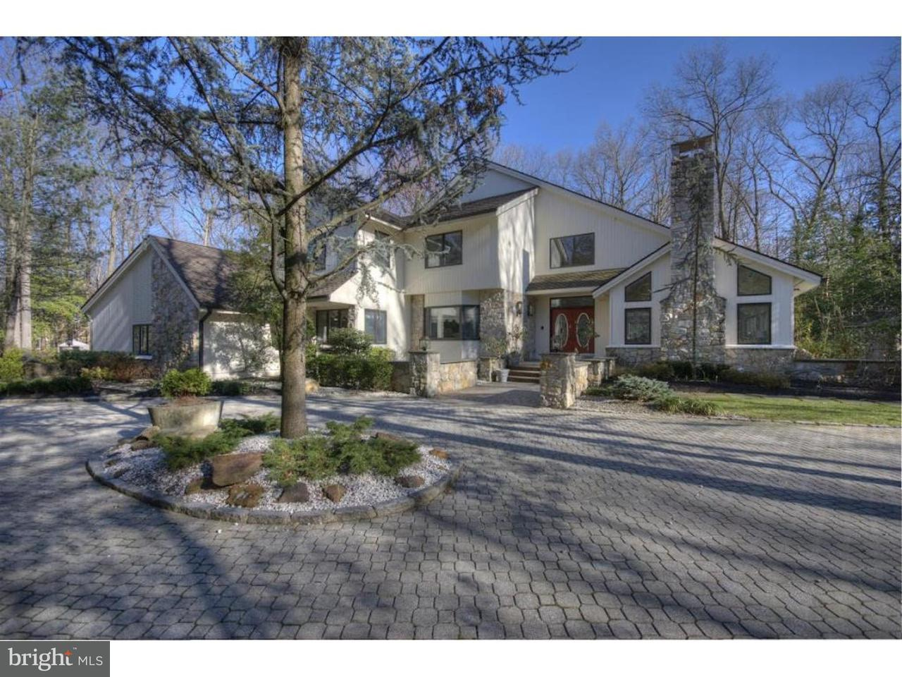 Maison unifamiliale pour l à louer à 2 KESWICK Drive Voorhees, New Jersey 08043 États-Unis