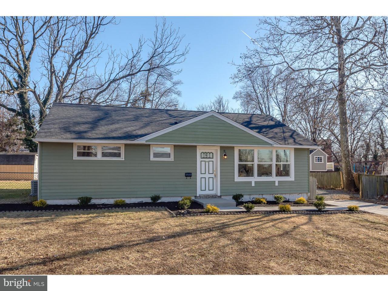 独户住宅 为 销售 在 205 UNION Street Woodbury, 新泽西州 08096 美国