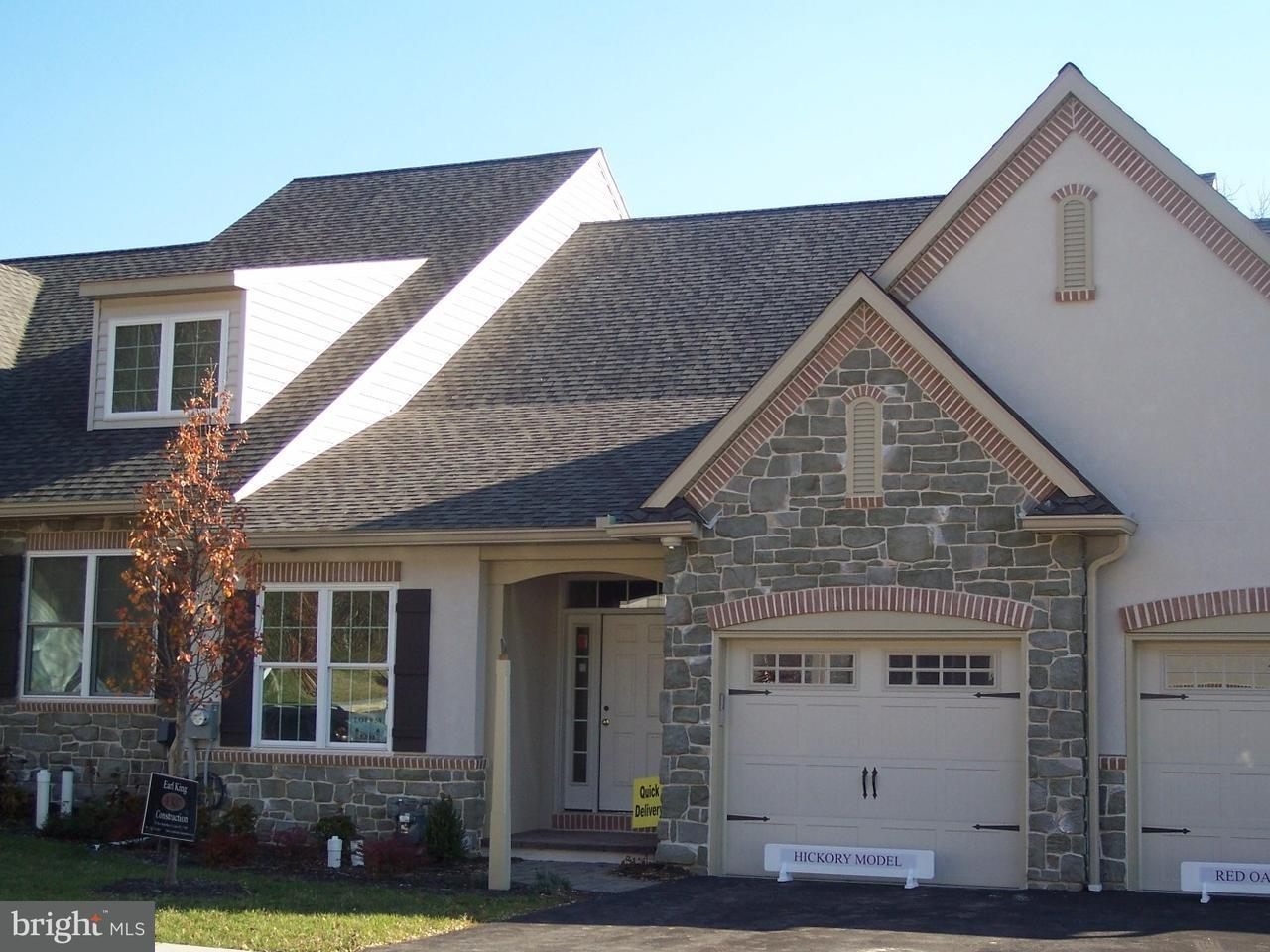 Townhouse for Sale at 1341 S RED MAPLE WAY #58 Downingtown, Pennsylvania 19335 United States