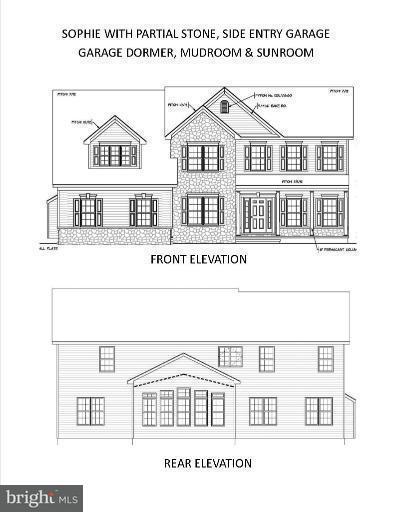 一戸建て のために 売買 アット 17LOT LUETTA Court 17LOT LUETTA Court Hampstead, メリーランド 21074 アメリカ合衆国