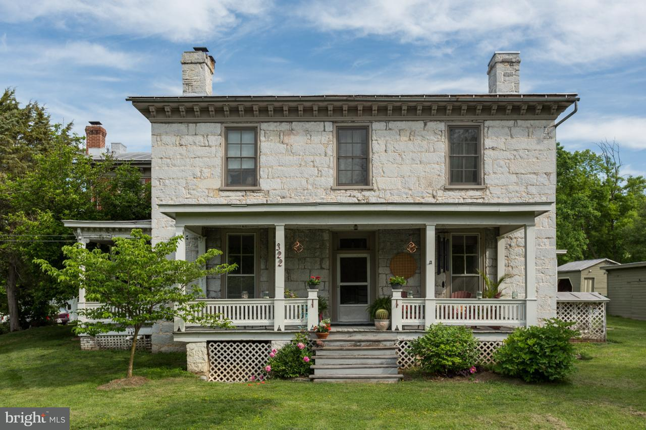 Single Family for Sale at 322 Shenandoah Ave Broadway, Virginia 22815 United States