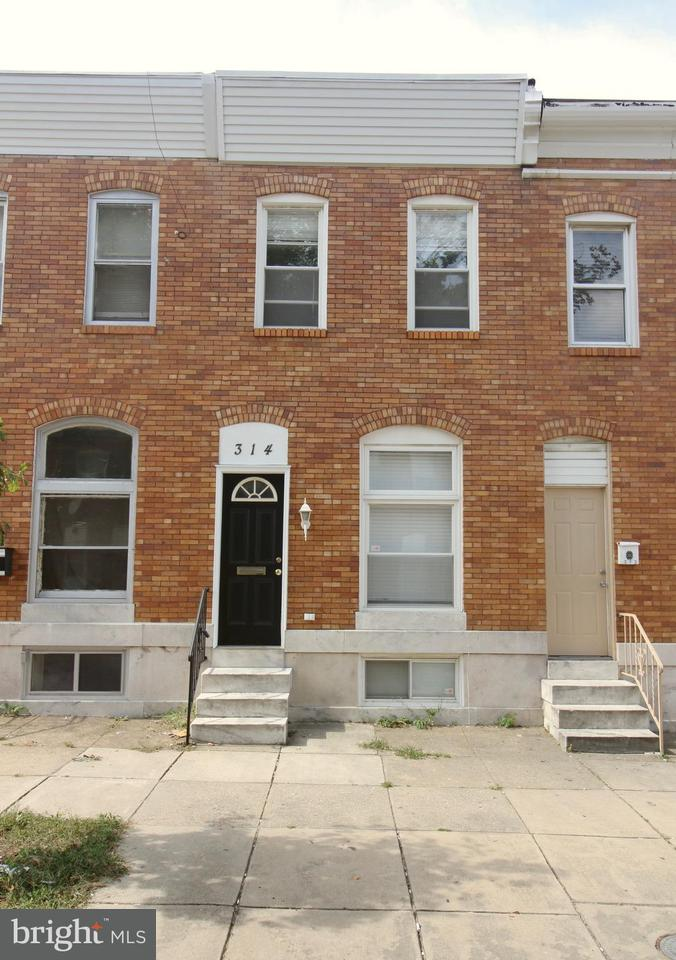 Other Residential for Rent at 314 Macon St Baltimore, Maryland 21224 United States