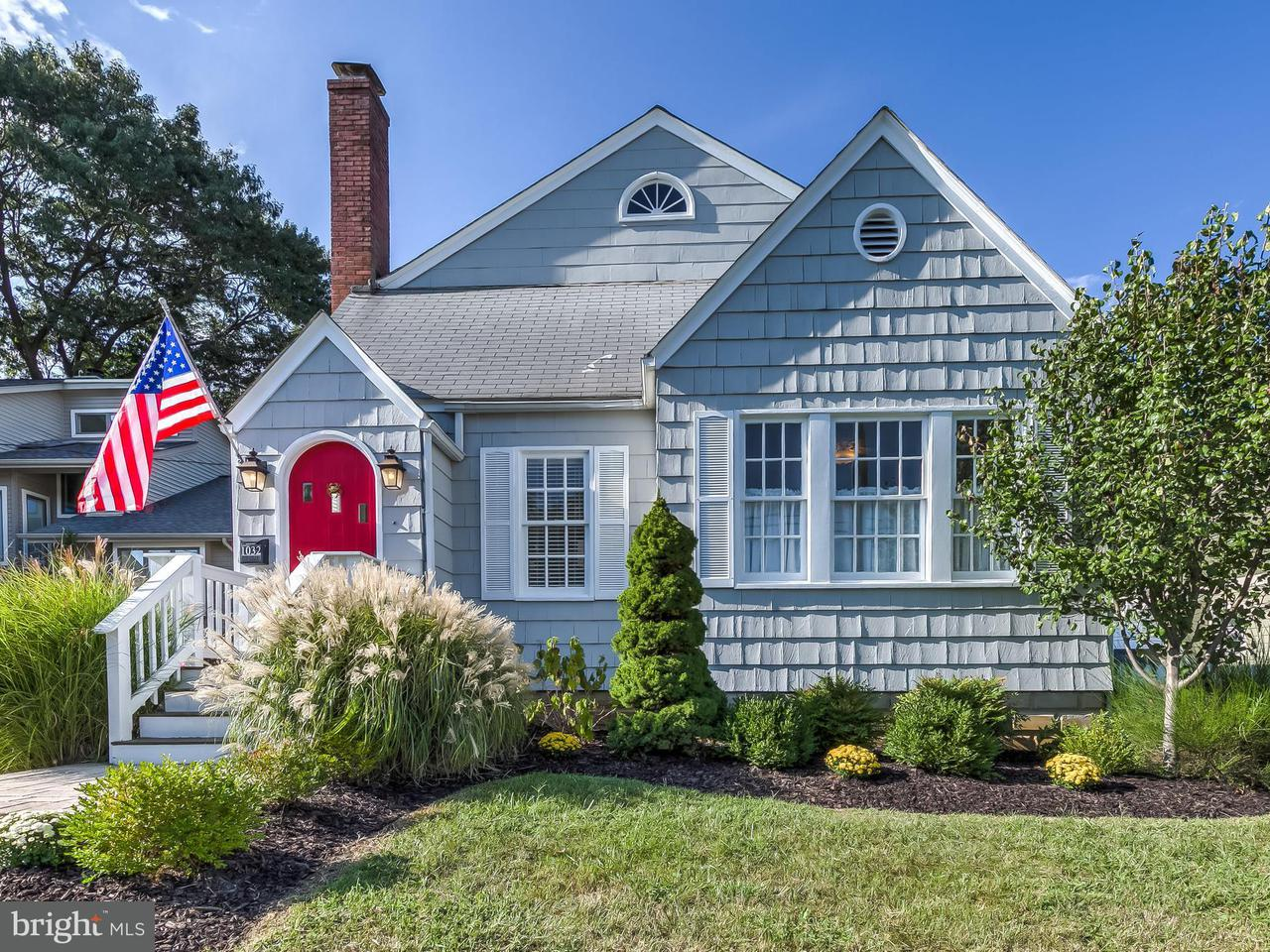Single Family Home for Sale at 1032 BOUCHER Avenue 1032 BOUCHER Avenue Annapolis, Maryland 21403 United States