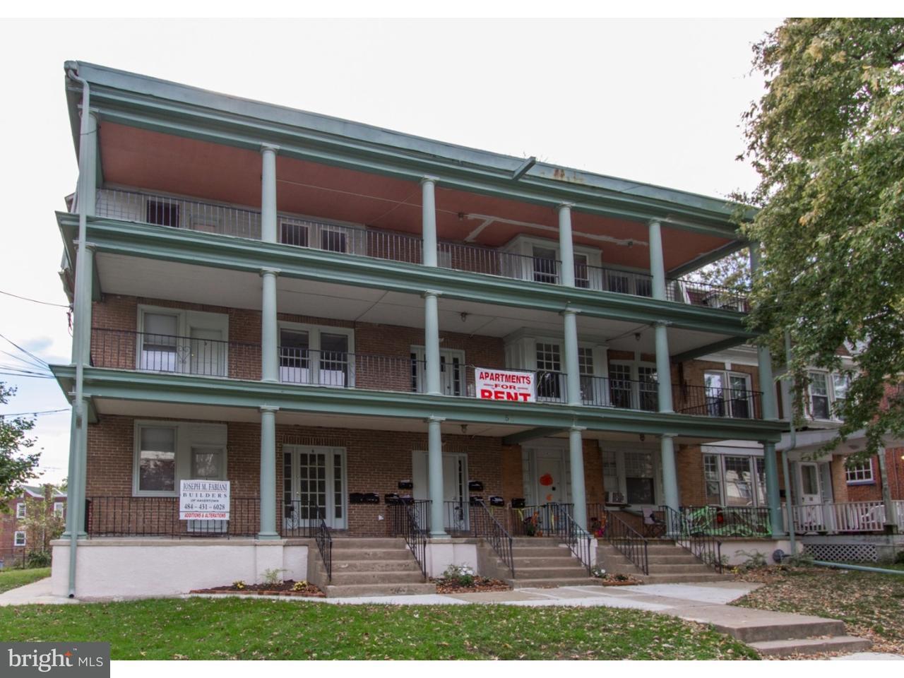 Single Family Home for Rent at 52-54 E STRATFORD AVE #H Lansdowne, Pennsylvania 19050 United States