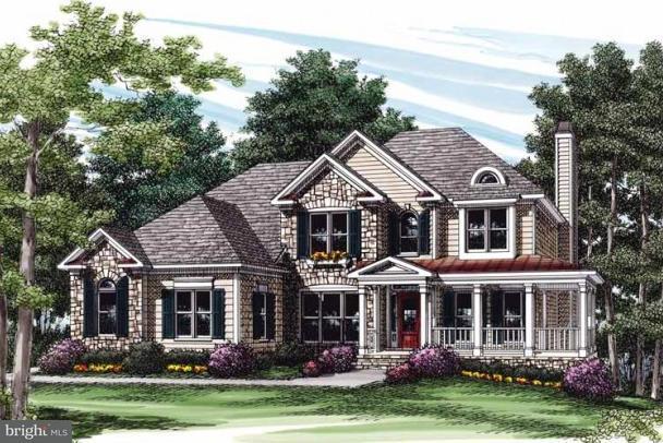 獨棟家庭住宅 為 出售 在 9933 Sodus Court 9933 Sodus Court Faulkner, 馬里蘭州 20632 美國