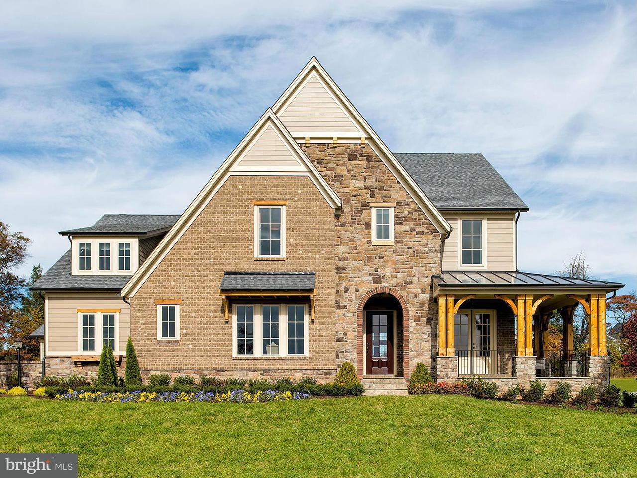 独户住宅 为 销售 在 40970 SWEET THORN Lane 40970 SWEET THORN Lane Aldie, 弗吉尼亚州 20105 美国