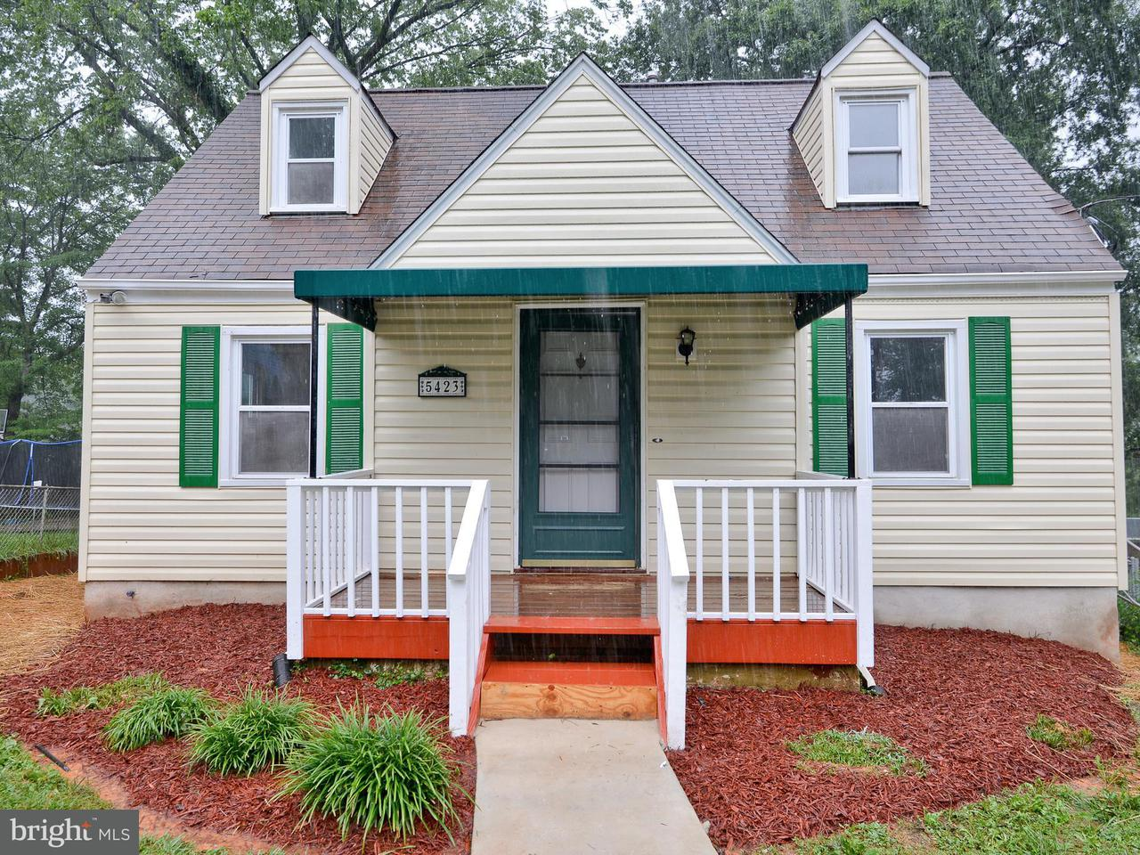 Single Family for Sale at 5423 Taussig Rd Bladensburg, Maryland 20710 United States