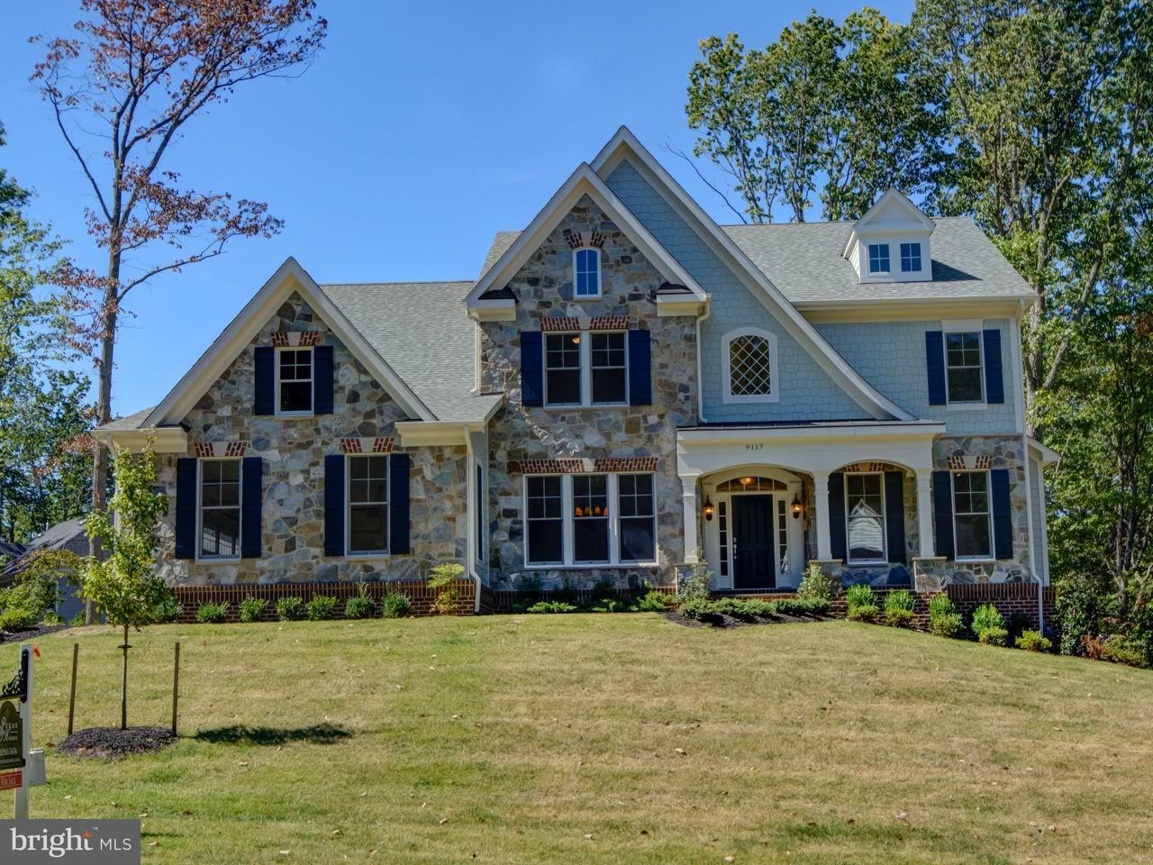 獨棟家庭住宅 為 出售 在 11001 TRADEWIND Court 11001 TRADEWIND Court Oakton, 弗吉尼亞州 22124 美國