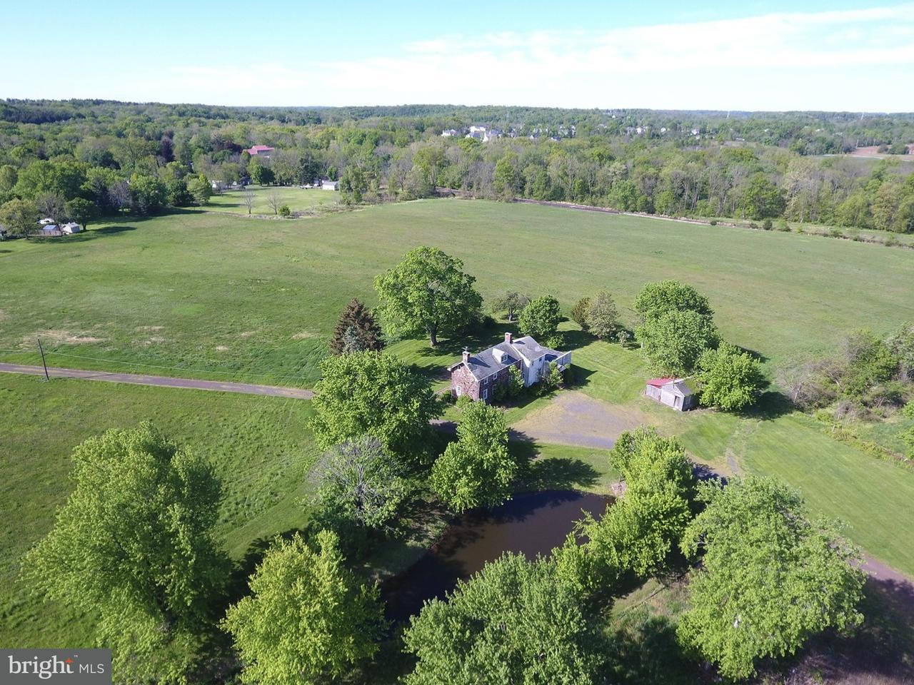 Single Family Home for Sale at 4320 TOWNSHIP LINE Road Buckingham, Pennsylvania 18940 United States