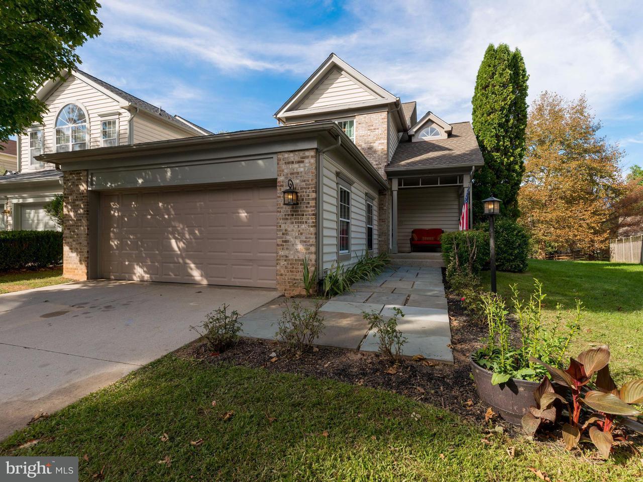 独户住宅 为 销售 在 8401 MARKETREE Circle 8401 MARKETREE Circle Montgomery Village, 马里兰州 20886 美国