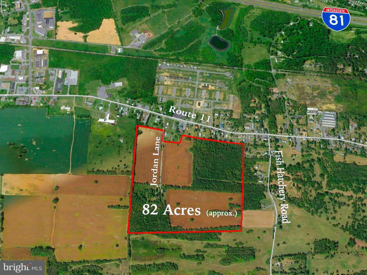 土地 のために 売買 アット 264 JORDAN 264 JORDAN Inwood, ウェストバージニア 25428 アメリカ合衆国