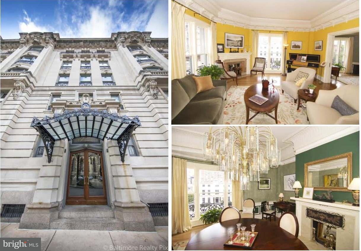Condominium for Sale at 700 Washington Pl #4a Baltimore, Maryland 21201 United States