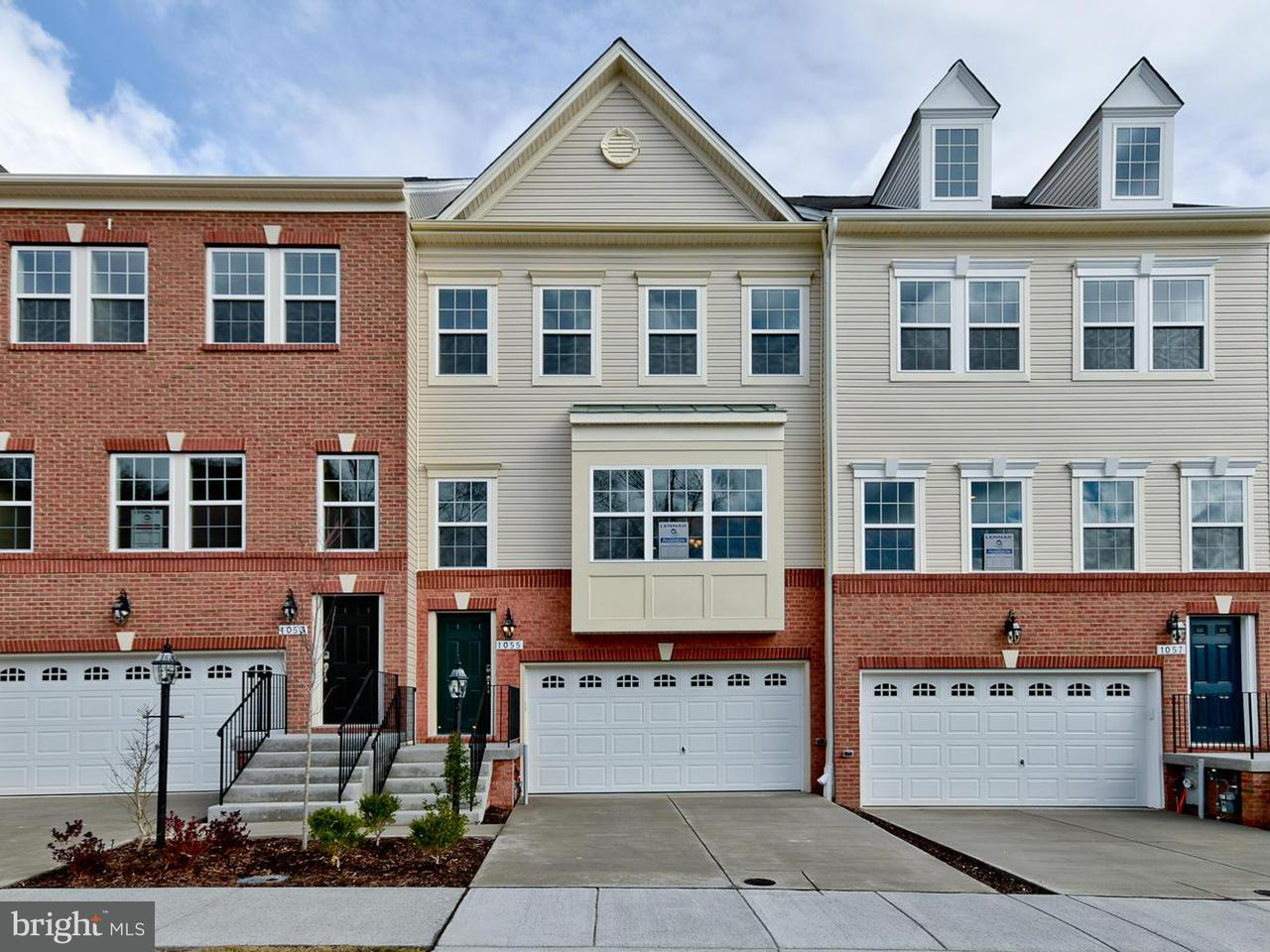 Townhouse for Sale at 1073 RED CLOVER Road 1073 RED CLOVER Road Gambrills, Maryland 21054 United States