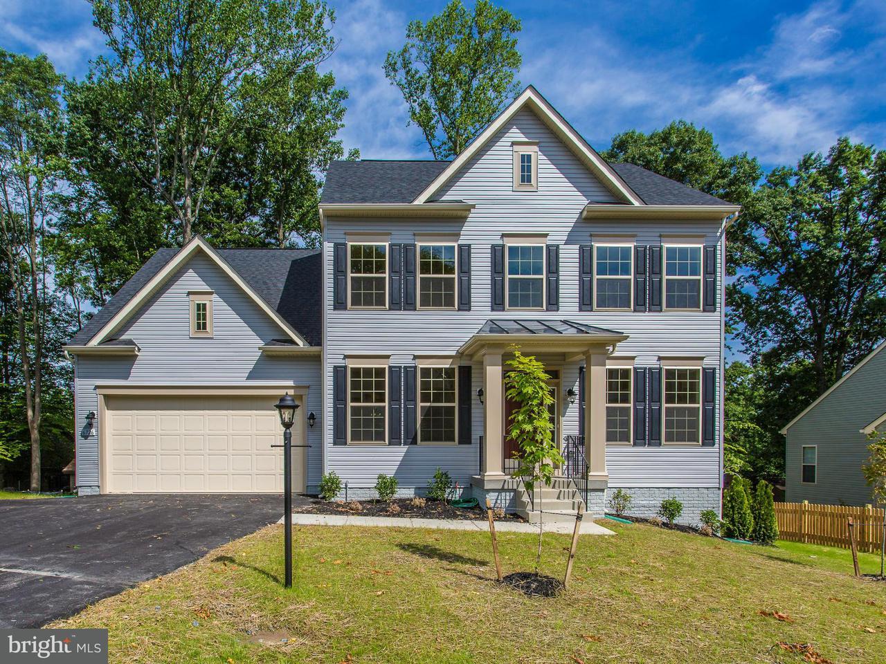 Casa Unifamiliar por un Venta en 390 CANTOR Court 390 CANTOR Court New Market, Maryland 21774 Estados Unidos