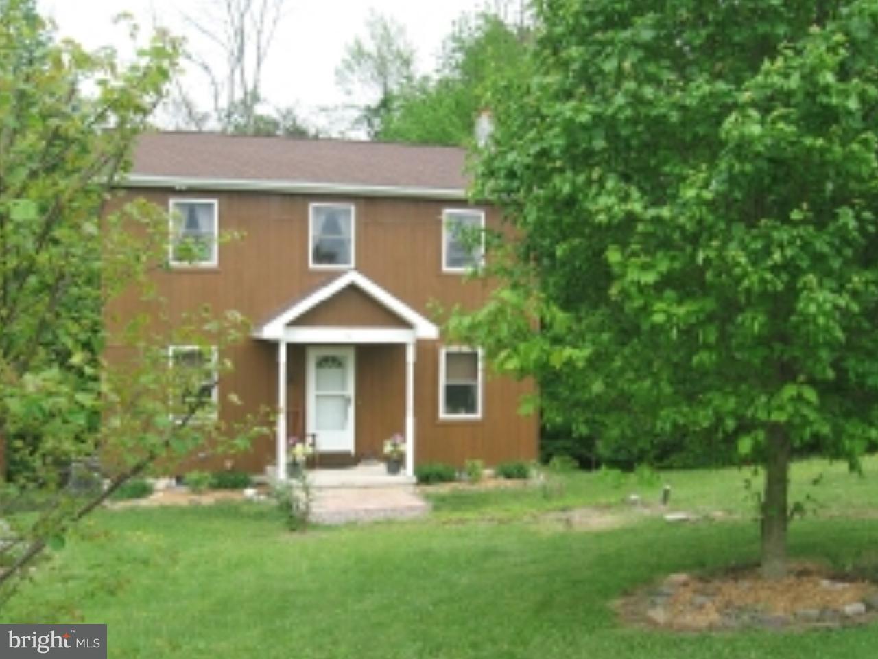 独户住宅 为 销售 在 74 SHENANDOAH Road Ringtown, 宾夕法尼亚州 17967 美国在/周边: Union Township