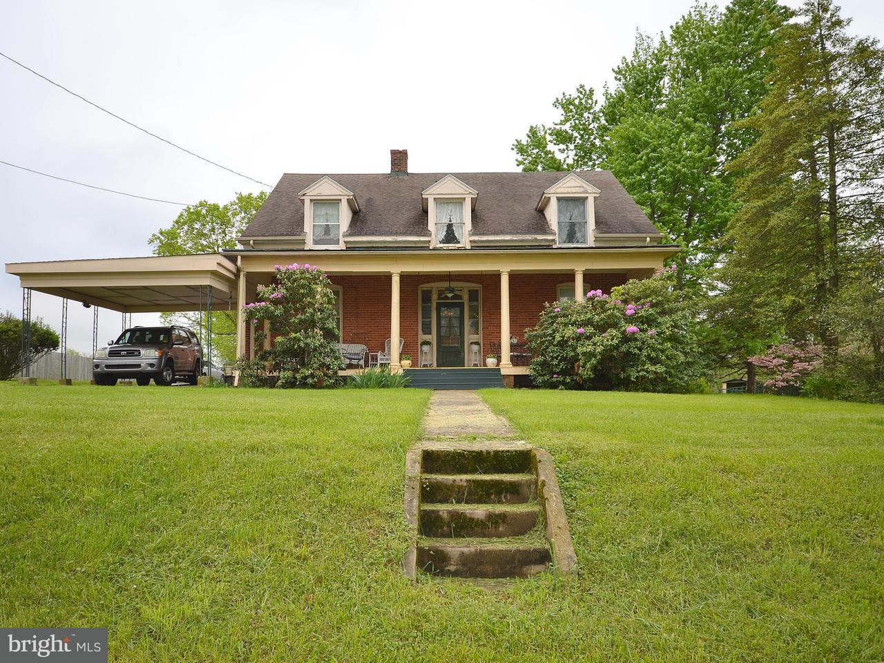 Single Family for Sale at 3732 Withers-Larue Rd Rippon, West Virginia 25441 United States