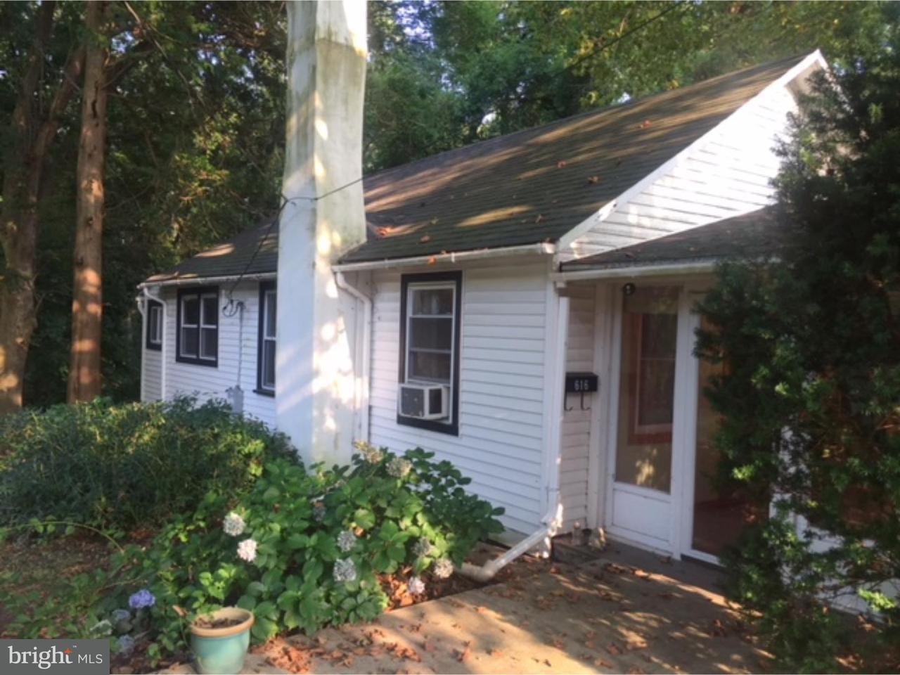 Частный односемейный дом для того Аренда на 616 HILLSIDE Avenue Wilmington, Делавэр 19805 Соединенные Штаты