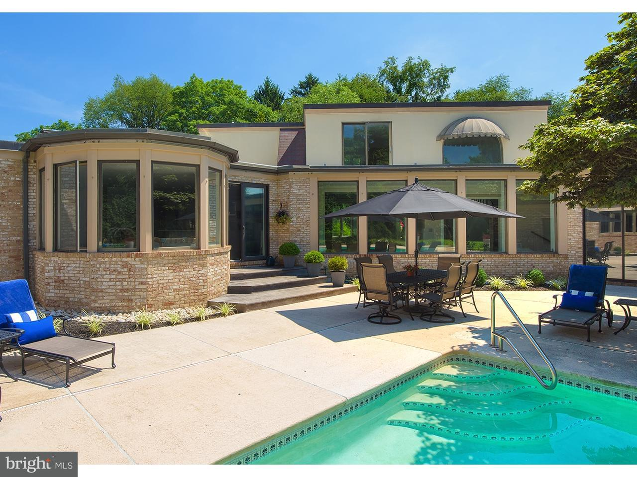 Single Family Home for Sale at 737 PADDOCK Lane Chadds Ford, Pennsylvania 19317 United States
