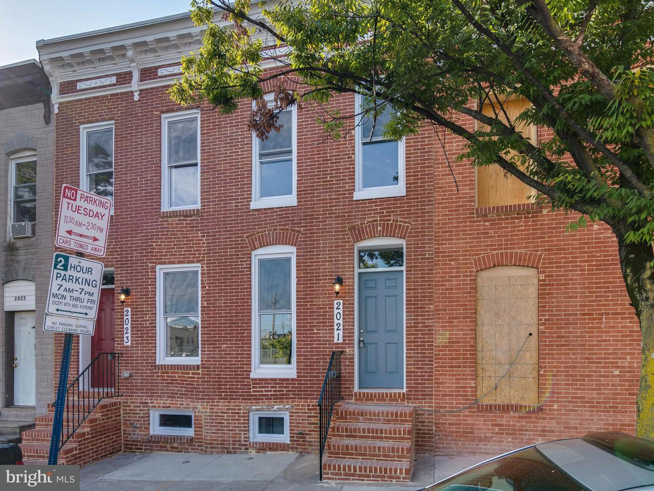 Other Residential for Rent at 2021 Mcelderry St Baltimore, Maryland 21205 United States