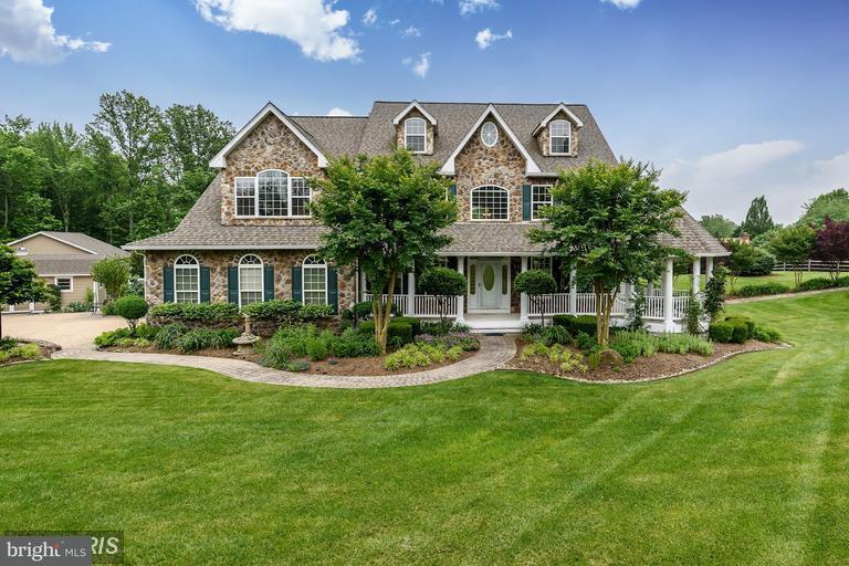 Частный односемейный дом для того Продажа на 17 HARWOOD Drive 17 HARWOOD Drive Harwood, Мэриленд 20776 Соединенные Штаты