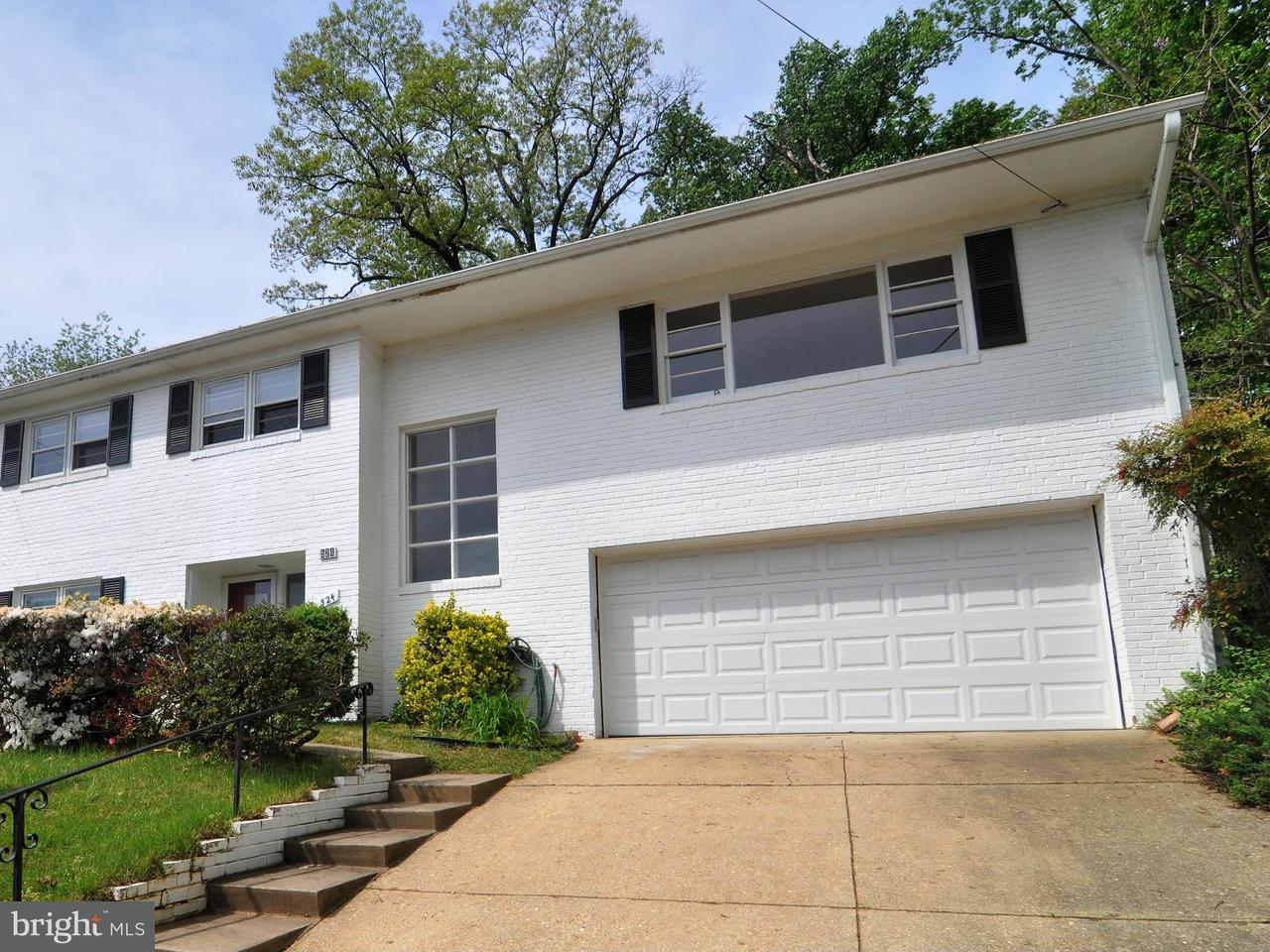 Single Family Home for Sale at 524 N LIVINGSTON Street 524 N LIVINGSTON Street Arlington, Virginia 22203 United States