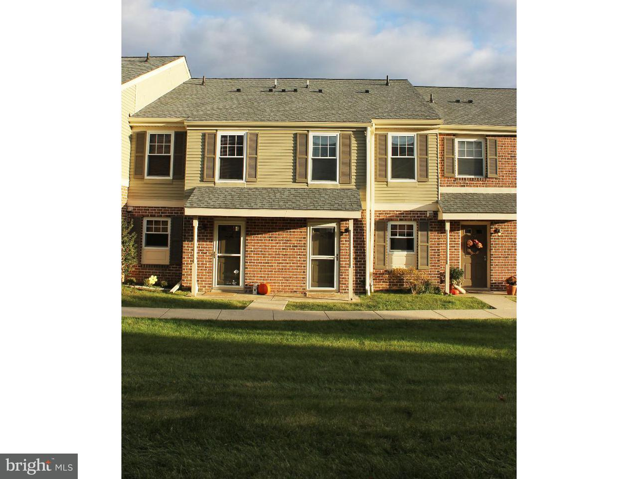 Townhouse for Rent at 28 BARCLAY Court Blue Bell, Pennsylvania 19422 United States