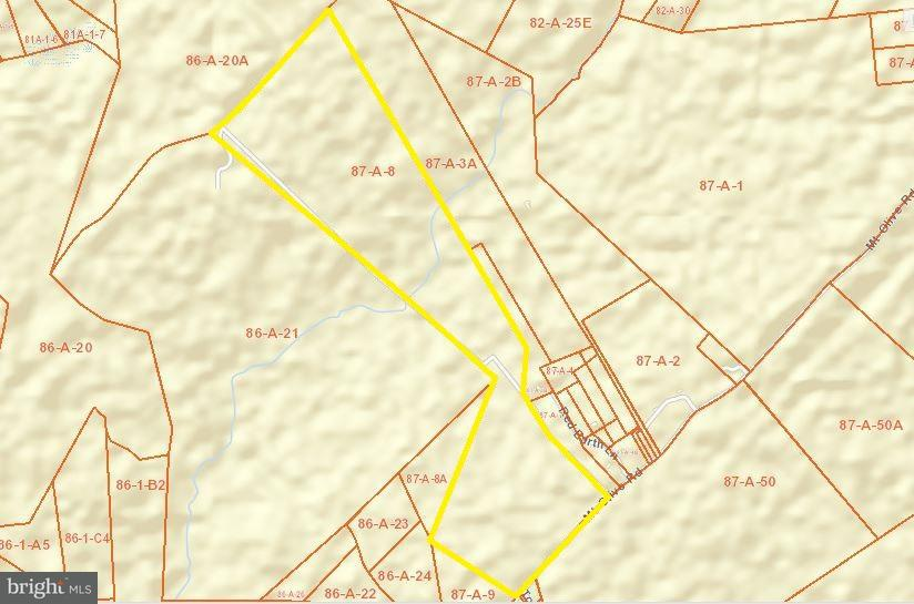 Terreno por un Venta en Mt Olive Road Mt Olive Road Beaverdam, Virginia 23015 Estados Unidos