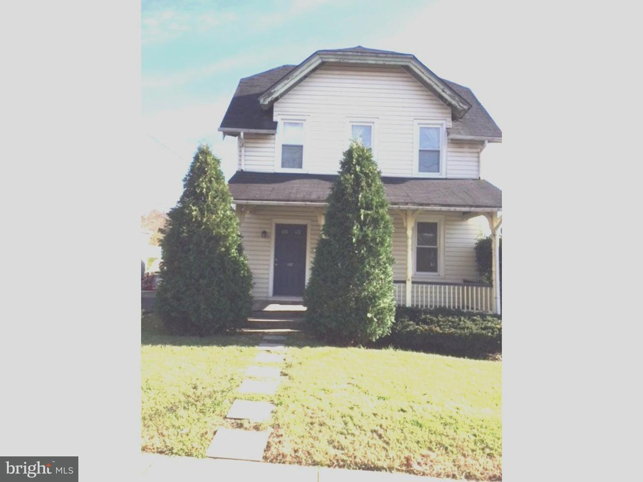 Single Family Home for Rent at 102 TENNIS Avenue Ambler, Pennsylvania 19002 United States