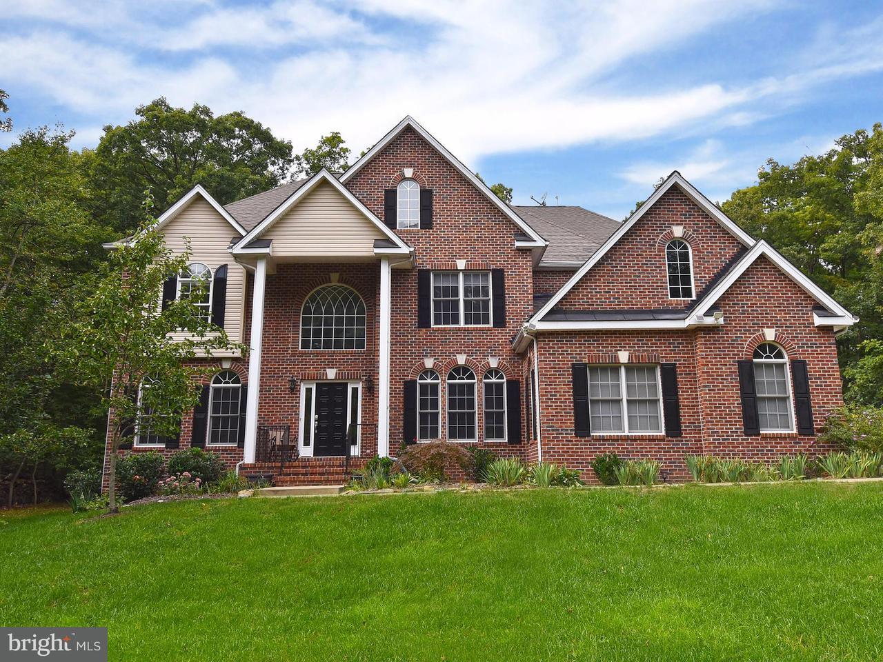 Частный односемейный дом для того Продажа на 13012 Thornton Drive 13012 Thornton Drive Catharpin, Виргиния 20143 Соединенные Штаты